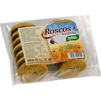 Santiveri Roscos integrales 200 g