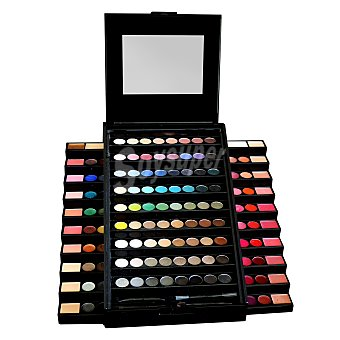 Idc color Set maquillaje Magic studio 130 colores