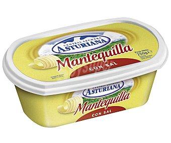 Central Lechera Asturiana Mantequilla con sal 250 g