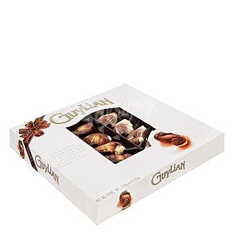 Guylian Bombones de chocolate belga con forma de conchas del mar Caja 250 g