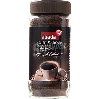 Aliada Café soluble tueste natural Frasco 200 g