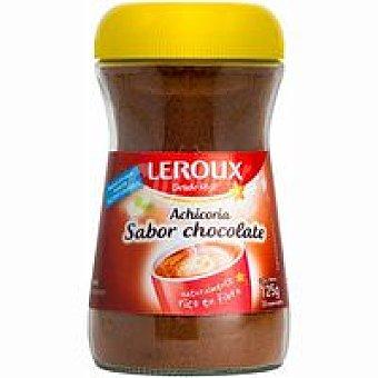 Leroux Achicoria soluble sabor chocolate Frasco 125 g