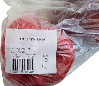 Pimiento Rojo (Venta por Unidades) Unidad 300 gr