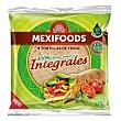 Tortillas mexicanas de trigo 100 % integrales Paquete 320 g (8 u) Mexifoods