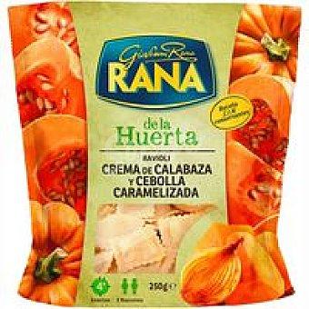 Rana Girasoli de calabaza con cebolla caramelizada Bolsa 250 g