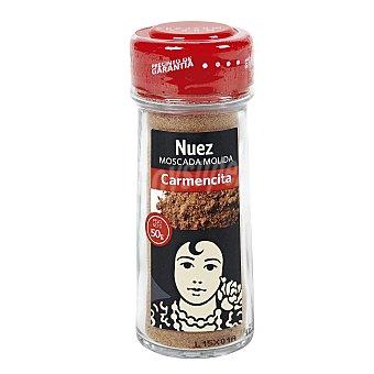 Carmencita Nuez moscada molida Tarro 50 g