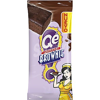 Qé! ! american brownie Paquete 90 gr