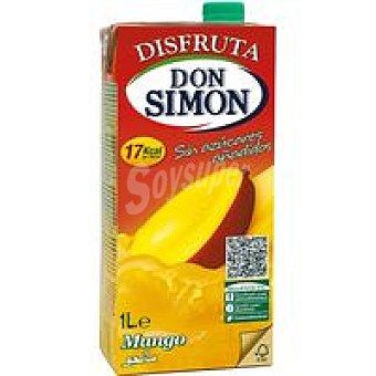Don Simón Néctar mango bajo en calorías 1l