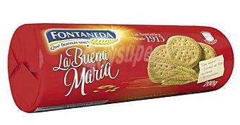 Fontaneda Galletas maria Paquete 200 grs