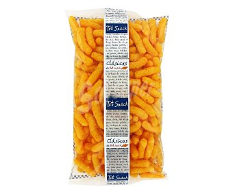 Tot Snack Snack de gusanos de maíz con sabor a queso snabitos Bolsa de 110 g