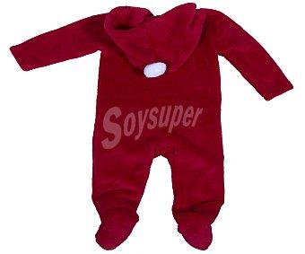 In Extenso Sobrepijama de bebe, color rojo, talla 56
