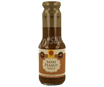 Tiger Khan Salsa satay 300 ml