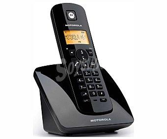 MOTOROLA C401 NEGRO Teléfono inalámbrico