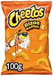 Snack Rizos sabor a queso 100 g Cheetos Matutano