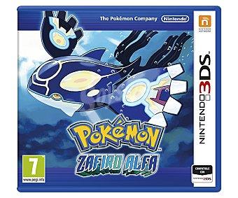 ACCIÓN-ROL Pokémon Zafiro... 3DS 1u