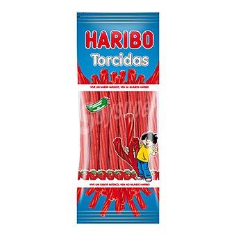 """Haribo Regaliz rojo """"torcidas"""" 80 g"""