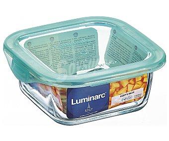 ARC Luminarc recipiente cuadrado con tapa keep'n box 76 cl