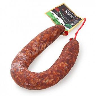 Nejosa Chorizo primera herradura picante Embutidos Nejosa pieza 375 g aprox