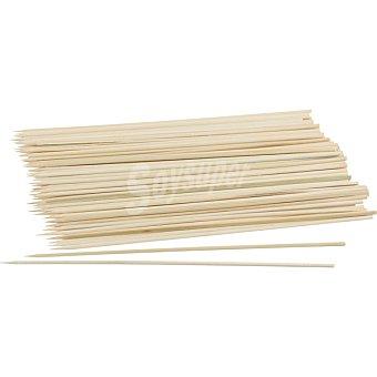 FACKELMANN Pinchas Para brocheta de madera 200 ud