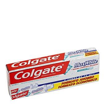 Colgate Dentífrico Max White Tubo Duplo Pack 2x75 ml