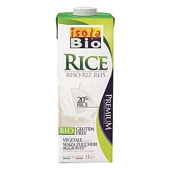 Qbio Bebida arroz bio - Sin Gluten 1 l