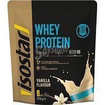 Isostar Whey protein de vanilla Bolsa 570 g