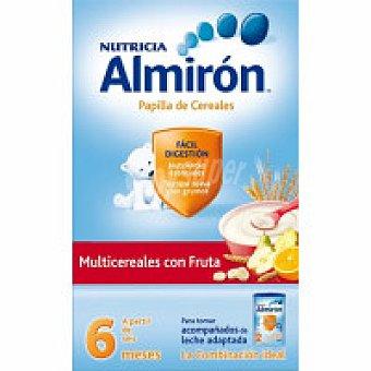 ALMIRON Papilla 5 cereales fruta 600 g