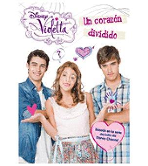 Disney Violetta Narrativa Un corazón Dividido (disney)