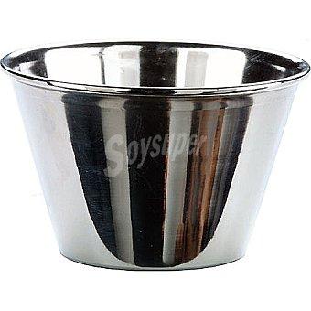 IBILI Inox flanero en acero inoxidable de 8 cm