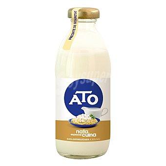 Ato Nata líquida 18% materia grasa para cocinar Botella 185 ml