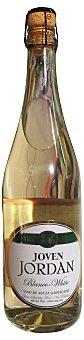 Joven Jordan Vino blanco gas Botella de 75 cl