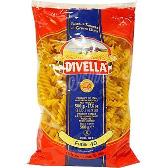 DIVELLA Fusilli 40 paquete 500 g