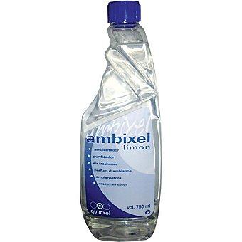 Ambixel Ambientador liquido limon Botella 750 ml