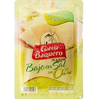 Garcia Baquero Queso tierno bajo sal Bandeja 150 g