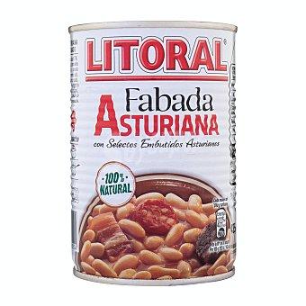 Litoral Fabada asturiana Lata 435 gr