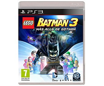 DC Lego Batman 3 PS3 1u