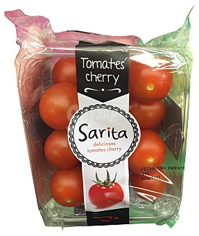 Varios Tomate cherry pera negro Bandeja 300 g