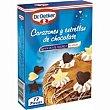 Corazones-estrellas de chocolate Caja 37 g Dr. Oetker