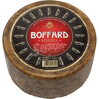 Boffard Queso viejo reserva de leche cruda de oveja peso de la unidad 3,125 kg aproximadamente