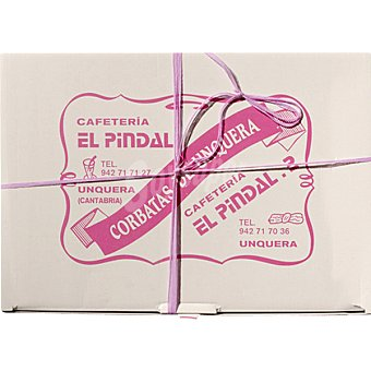 Pindal Corbatas de Unquera caja 800 g 800 g