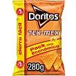 Tex Mex nachos de maíz Bolsa 280 g Doritos Matutano