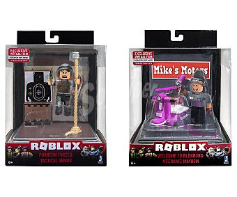 Roblox Surtido de figuras de personajes mas accesorio roblox.