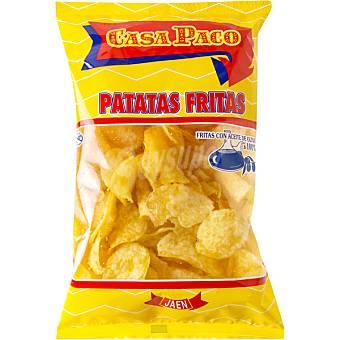 CASA PACO Patatas fritas en aceite de oliva  180 g