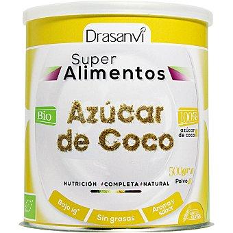 DRASANVI azúcar de coco ecológica bajo índice glucémico envase 500 g