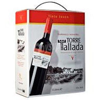 Torre Tallada Vino D.O. Valencia tinto 3 L 3 l