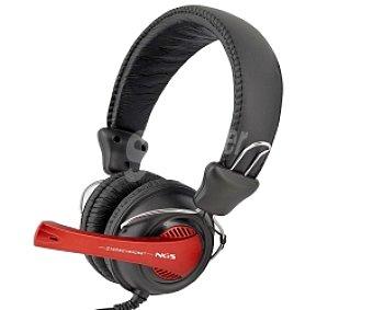 NGS VOX 360DJ Auricular PC Casco