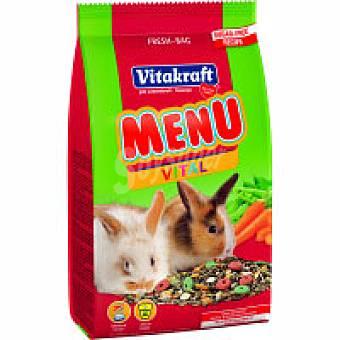 Vitakraft Menú para conejos enanos Paquete 1 kg
