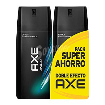Axe Desodorante Apollo spray Pack 2x150 ml