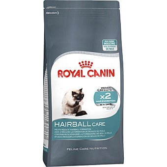 ROYAL CANIN INTENSE HAIRBALL Alimento especial para gatos para la doble eliminacion de bolas de pelo bolsa 2 kg Bolsa 2 kg