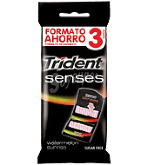Trident Chicles Pack de 3